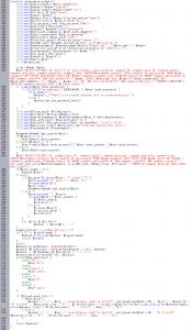 wordpress virus code