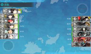 西村艦隊!