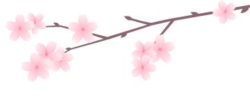 [icon] 桜の花 (昼)