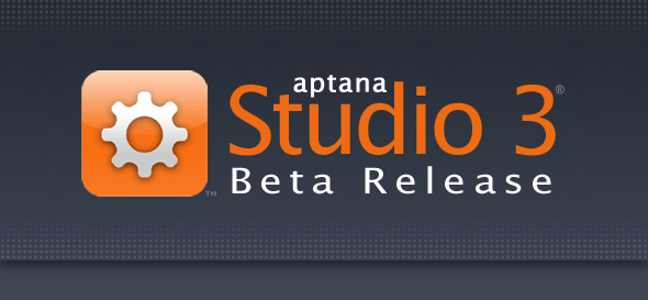 aptana studio 3 beta